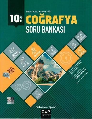 Çap 10. Sınıf Coğrafya Anadolu Soru Bankası