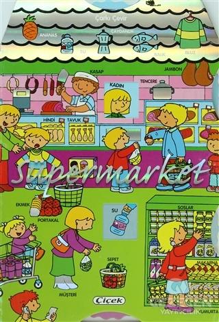Çarkı Çevir - Süpermarket