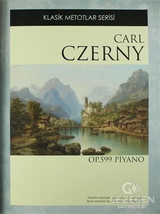 Carl Czerny (Op.599 Piyano)