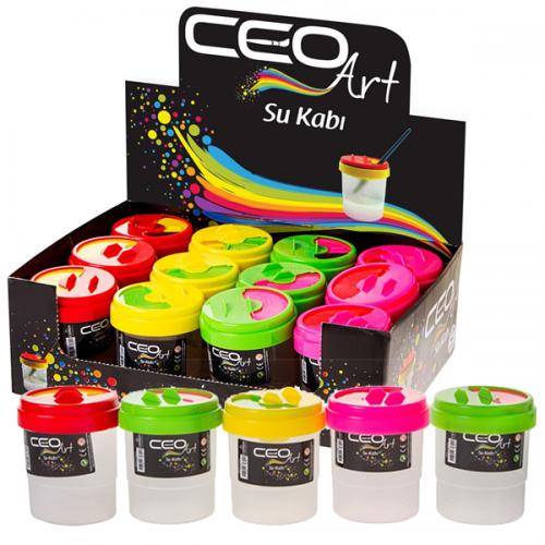Ceo Art Fırça Yıkama Kabı CEO00016