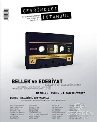 Çevrimdışı İstanbul İki Aylık Edebiyat Dergisi Sayı : 1 Mart-Nisan 2016