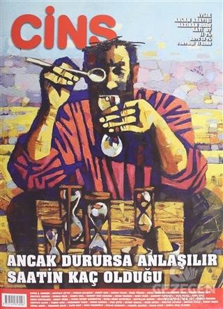 Cins Aylık Kültür Dergisi Sayı: 57 Haziran 2020