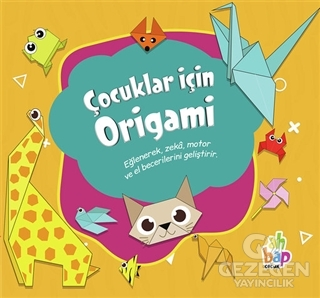 Çocuklar İçin Origami