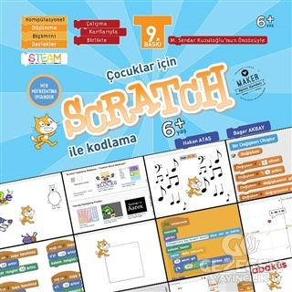 Çocuklar İçin Scratch İle Kodlama 6+ Yaş