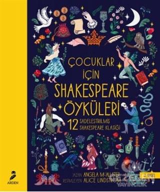 Çocuklar İçin Shakespeare Öyküleri