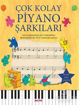Çok Kolay Piyano Şarkıları