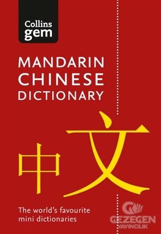 Collins Gem Mandarin Chinese Dictionary