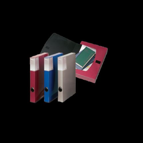 Comix Kutu Dosya Arşiv İnce Kapaklı Karışık Renkler A4 A1258