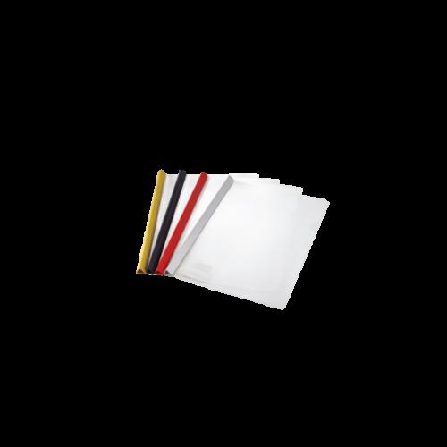 Comix Sıkıştırmalı Dosya Sırttan Klips 10 MM Mat Renkler Q312