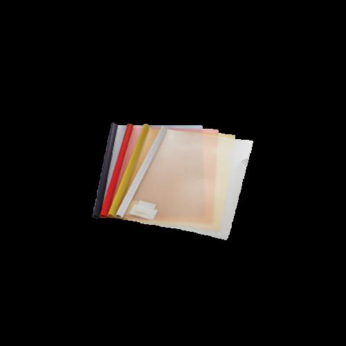 Comix Sıkıştırmalı Dosya Sırttan Klips 5 MM Q310
