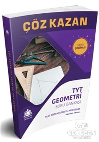 Çöz Kazan TYT Geometri Soru Bankası