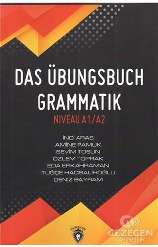Das Übungsbuch Grammatik Niveau A1/A2