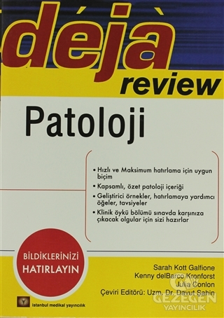 Deja Review - Patoloji
