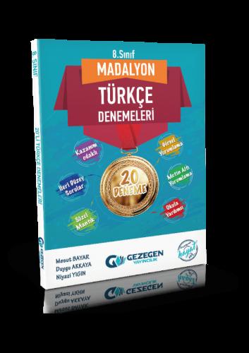 8.Sınıf Madalyon Türkçe 20'li Denemeleri