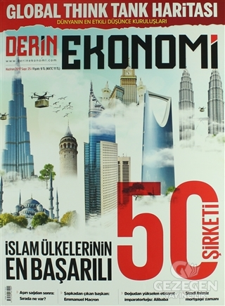 Derin Ekonomi Aylık Ekonomi Dergisi Sayı: 25 Haziran 2017