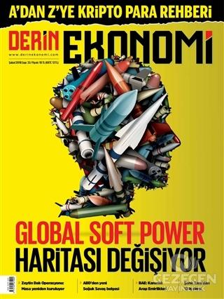Derin Ekonomi Aylık Ekonomi Dergisi Sayı: 33 Şubat  2018