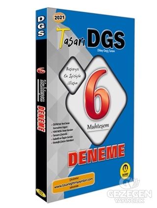 DGS 6 Muhteşem Fasikül Deneme 2021