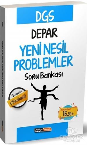 DGS Depar Yeni Nesil Problemler Soru Bankası