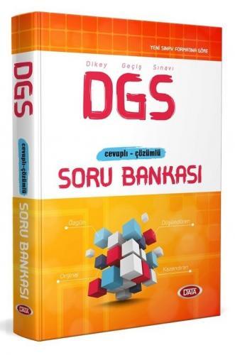 DGS Soru Bankası    Data Yayınları
