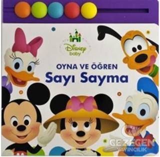 Disney Baby - Oyna ve Öğren Sayı Sayma