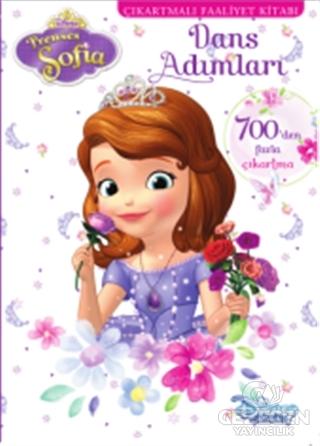 Disney Prenses Sofia : Dans Adımları