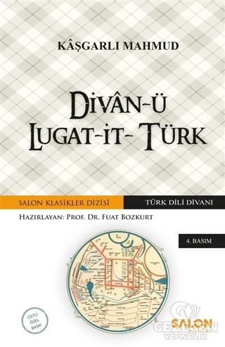 Divan-ü Lugat-it-Türk (Ciltli) (Ekonomik Baskı)
