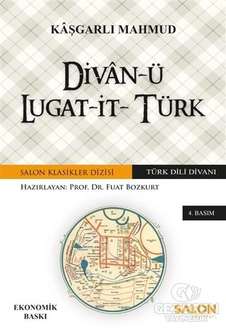 Divan-ü Lugat-it- Türk (Ekonomik Baskı)