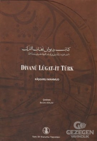 Divanü Lugat-it Türk (2 Cilt Takım)