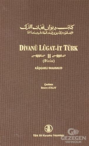 Divanü Lugat-it Türk Cilt 2