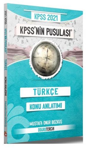 2021 KPSS'NİN Pusulası Türkçe Konu Anlatımı