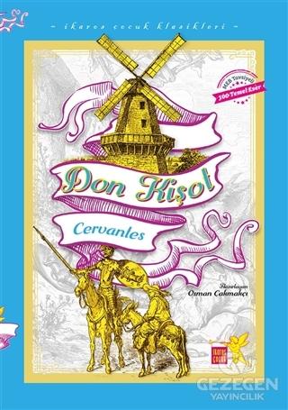 Don Kişot - İkaros Çocuk Klasikleri