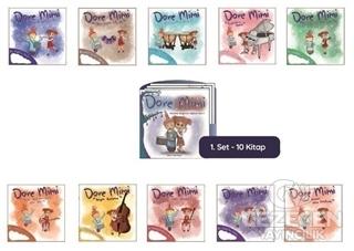 Dore Mimi - Müzikle Değerler Eğitimi Set 1 (10 Kitap Takım)