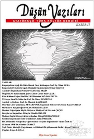 Düşün Yazıları Dergisi Sayı: 6