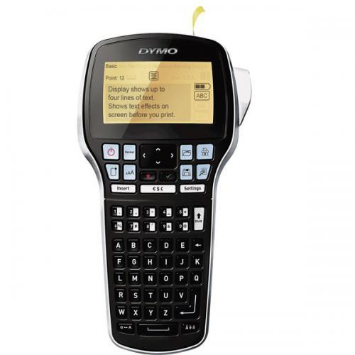 Dymo Elektronik Etiketleme Makinası Taşınabilir LM420P