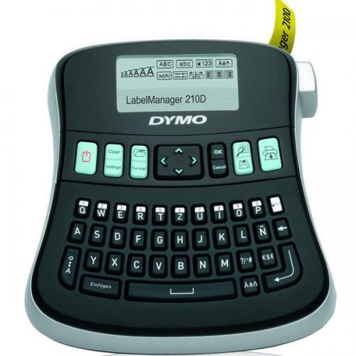 Dymo Kişisel Etiket Makinası Label Manager 210D Elektronik S0784430