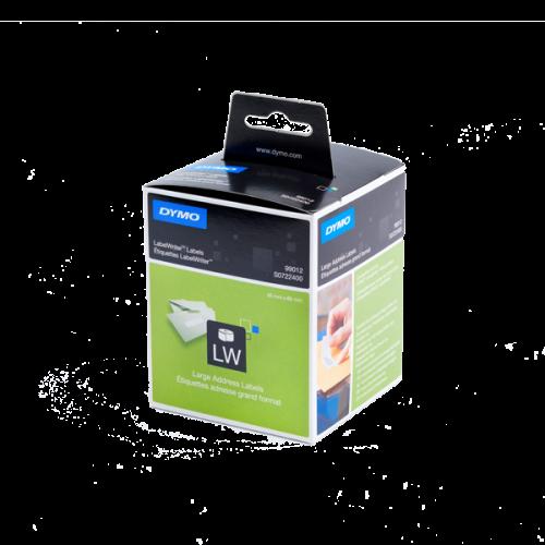 Dymo Label Writer Etiket Adres 520 Lİ 89X36 MM 99012 S0722400