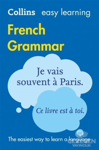 Easy Learning French Grammar (3rd Ed)