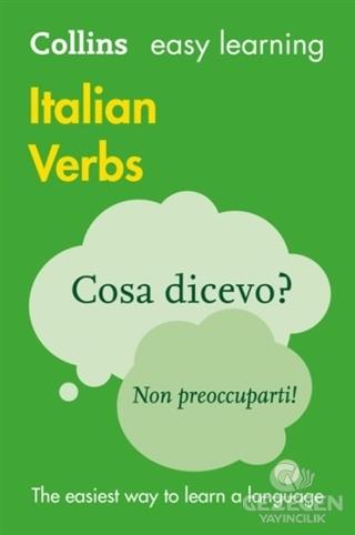 Easy Learning Italian Verbs (3rd Ed)
