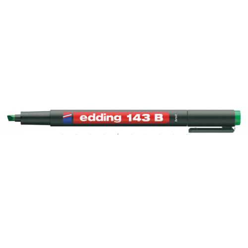Edding Asetat Kalemi Permanent B Seri 1-3 MM Yeşil 143 B