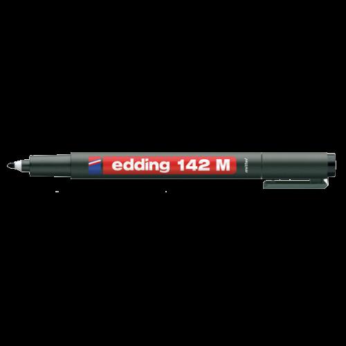 Edding Asetat Kalemi Permanent M Seri 1 MM Siyah 142 M
