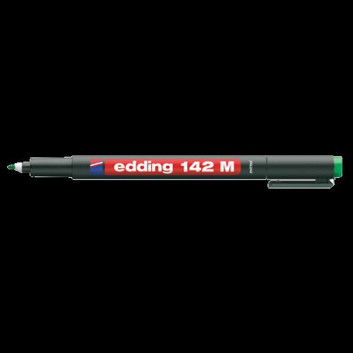 Edding Asetat Kalemi Permanent M Seri 1 MM Yeşil 142 M