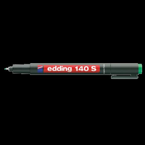 Edding Asetat Kalemi Permanent S Seri 0.3 MM Yeşil 140 S