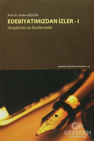 Edebiyatımızdan İzler (2 Cilt Takım)