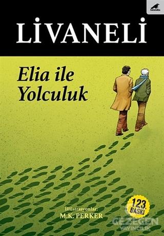 Elia ile Yolculuk (Ciltli)