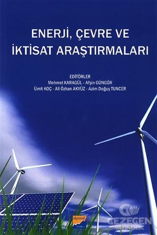 Enerji, Çevre ve İktisat Araştırmaları