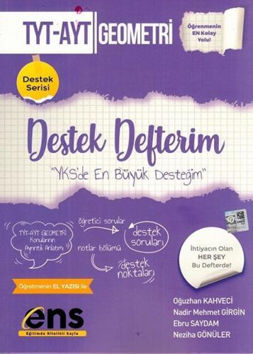 ENS Yayıncılık TYT AYT Geometri Destek Defterim