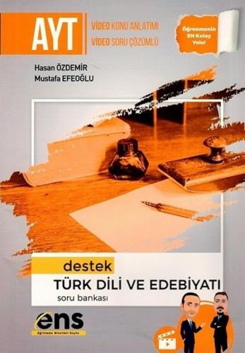 ENS Yayıncılık AYT Türk Dili ve Edebiyatı Destek Soru Bankası