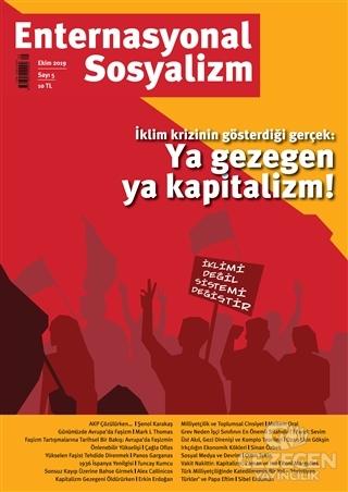 Enternasyonal Sosyalizm Ekim 2019 Sayı: 5