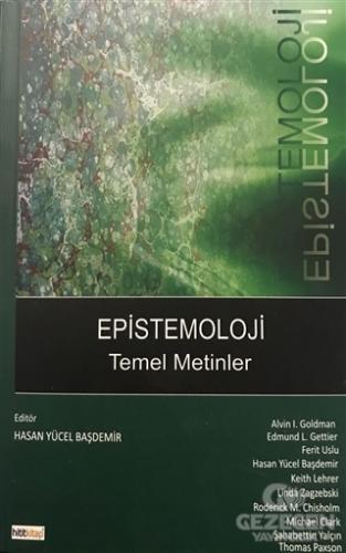 Epistemoloji - Temel Metinler
