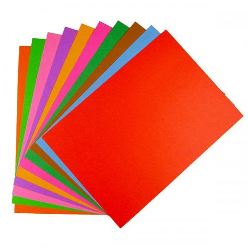 Eren Mukavva Renkli 35x50 36 LI Fosforlu Karışık Renk